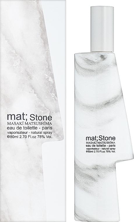 Masaki Matsushima mat; stone - Eau de Toilette  — Bild N2