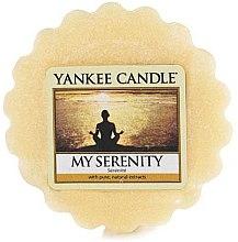 Düfte, Parfümerie und Kosmetik Tart-Duftwachs My Serenity - Yankee Candle My Serenity Tarts Wax Melts