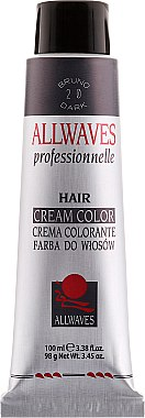 Professionelle Haarfarbe - Allwaves Cream Color — Bild N2