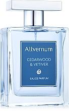 Düfte, Parfümerie und Kosmetik Allvernum Cedarwood & Vetiver - Eau de Parfum