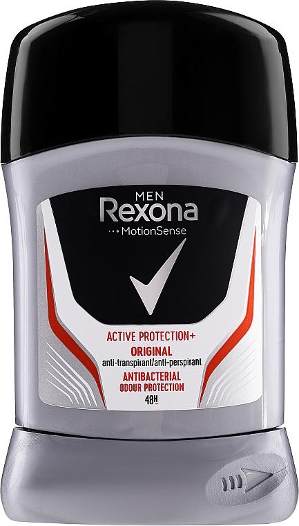 Deostick Antitranspirant - Rexona Man MotionSense  — Bild N1