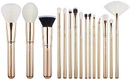 Düfte, Parfümerie und Kosmetik Make-up Pinselset T404 15 St. - Jessup