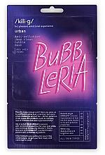 Düfte, Parfümerie und Kosmetik Tief reinigende Blasenmaske für das Gesicht - Kili·g Urban Anti Pollution Deep Clean Bubble Mask