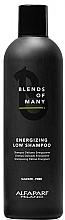 Düfte, Parfümerie und Kosmetik Energiespendendes Shampoo für dünnes und schwaches Haar - Alfaparf Milano Blends Of Many Energizing Low Shampoo