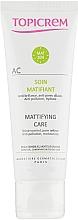 Mattierende Gesichtscreme - Topicrem AC Mattifying Care Cream — Bild N2
