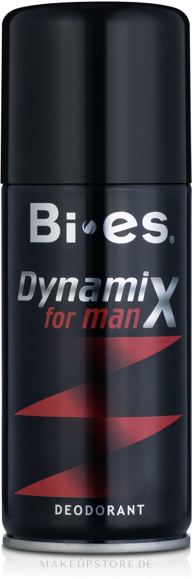 Deospray - Bi-es Dynamix Classic — Bild 150 ml