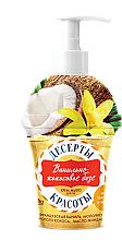 Düfte, Parfümerie und Kosmetik Flüssige Handseife mit Vanille, Kokosmilch und Mandelöl - Fito Kosmetik Beauty Desserts