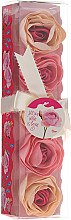 Düfte, Parfümerie und Kosmetik Seifenkonfetti mit Rosenduft 5 St. - Spa Moments Bath Confetti Rose