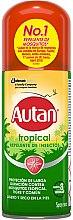 Düfte, Parfümerie und Kosmetik Insektenschutzmittel - SC Johnson Autan Tropical Insect Spray Repellent