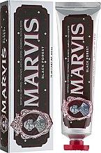Düfte, Parfümerie und Kosmetik Zahnpasta mit Kirsche, Schokolade und Minze - Marvis Black Forest