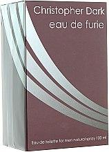 Düfte, Parfümerie und Kosmetik Christopher Dark Eau de Furie Men - Eau de Toilette