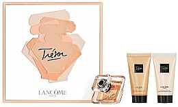 Düfte, Parfümerie und Kosmetik Lancome Tresor - Duftset (Eau de Parfum 50ml + Duschgel 50ml + Körperlotion 50ml)