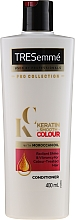 Düfte, Parfümerie und Kosmetik Haarspülung mit marokkanischem Öl für coloriertes Haar - Tresemme Keratin Smooth Colour Conditioner With Maroccan Oil