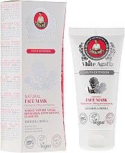Düfte, Parfümerie und Kosmetik Regenerierende und straffende Gesichtsmaske mit 7 Ölen - Rezepte der Oma Agafja White Agafia