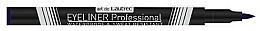 Düfte, Parfümerie und Kosmetik Wasserfester Eyeliner-Marker - Art de Lautrec Eyeliner Professional Waterproof Sweat Resistant