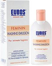Düfte, Parfümerie und Kosmetik Intim-Washemulsion - Eubos Med Intimate Care Feminin Washing Emulsion