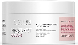 Düfte, Parfümerie und Kosmetik Farbschützendes Haarmaske-Gel - Revlon Professional Restart Color Protective Jelly Mask