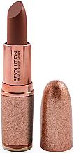 Düfte, Parfümerie und Kosmetik Lippenstift - Makeup Revolution Life On The Dance Floor Guest List Lipstick