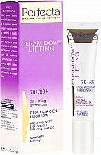 Düfte, Parfümerie und Kosmetik Augenkonturcreme - Perfecta Ceramid Lift 70+/80+ Eye Cream