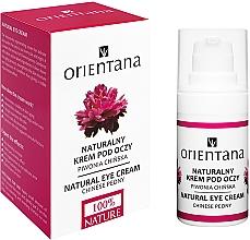 Düfte, Parfümerie und Kosmetik Augencreme - Orientana Bio Eye Cream Regenerating & Rejuvenating