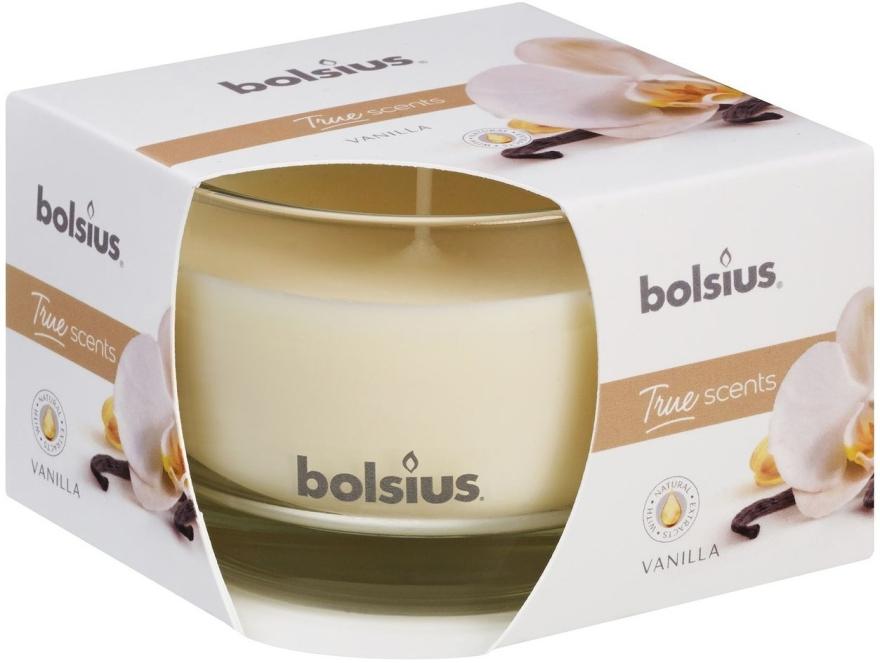 Duftglas Vanille - Bolsius True Scents Candle 63 mm x Ø90 mm — Bild N1