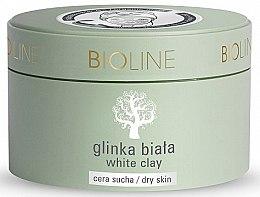 Düfte, Parfümerie und Kosmetik Weiße Tonerde für Gesicht und Körper - Bioline White Clay