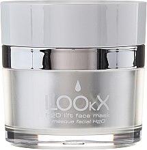 Straffende Gesichtsmaske - LOOkX H2O Lift Face Mask — Bild N2