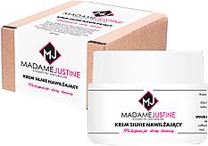 Düfte, Parfümerie und Kosmetik Intensiv feuchtigkeitsspendende Gesichtscreme - Madame Justine Intense Moisturizing Cream