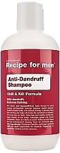 Düfte, Parfümerie und Kosmetik Anti-Schuppen Shampoo für Männer - Recipe for Men Anti-Dandruff Shampoo