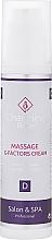 Düfte, Parfümerie und Kosmetik Regenerierende Körpermassagecreme - Charmine Rose Massage G-Factors Cream