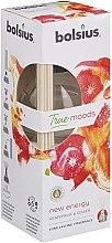 Düfte, Parfümerie und Kosmetik Raumerfrischer Grapefruit & Ingwer - Bolsius Fragrance Diffuser True Moods New Energy