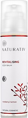 Revitalisierender Körperbalsam - Naturativ Revitalizing Body Balm — Bild N1