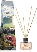 Düfte, Parfümerie und Kosmetik Raumerfrischer mit Stäbchen Paradise Apple - Allverne Home & Essences Diffuser