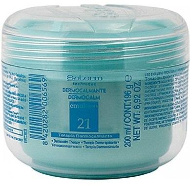 Feuchtigkeitsspendende Haaremulsion - Salerm Dermocalm Emulsion Dermocalmante — Bild N1