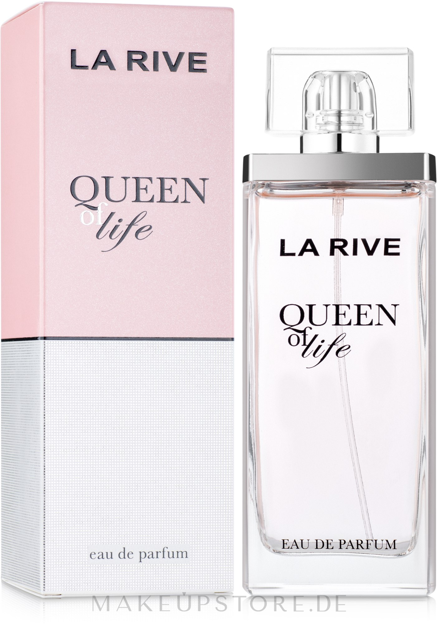 La Rive Queen of Life - Eau de Parfum — Bild 75 ml