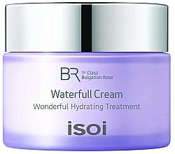 Düfte, Parfümerie und Kosmetik Ultra feuchtigkeitsspendende Gesichtscreme für trockene und empfindliche Haut - Isoi Bulgarian Rose Waterfull Cream