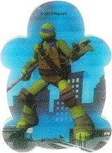 Düfte, Parfümerie und Kosmetik Kinder-Badeschwamm Ninja Turtles Leonardo 3 - Suavipiel Turtles Bath Sponge
