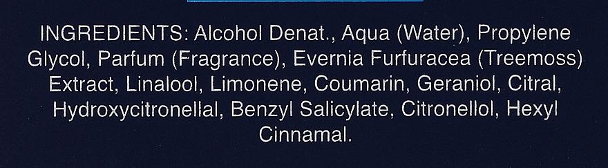Parfums Bleu Blue Stratos Original Blue - After Shave Lotion — Bild N4