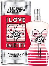 Düfte, Parfümerie und Kosmetik Jean Paul Gaultier Classique Eau Fraiche Andre Edition - Eau de Toilette