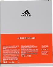Körperpflegeset - Adidas Adipower Men (Antiperspirant Deospray 150ml + Duschgel 250ml) — Bild N4
