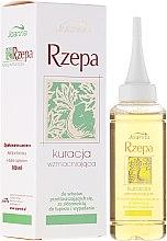 Düfte, Parfümerie und Kosmetik Regenerierende Haarkur für schuppige Kopfhaut - Joanna Turnip Strengthening Treatment For Hair