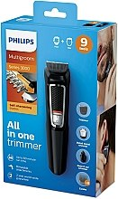 Rasierapparat für Bart und Haar - Philips Multigroom series MG3740/15 — Bild N2