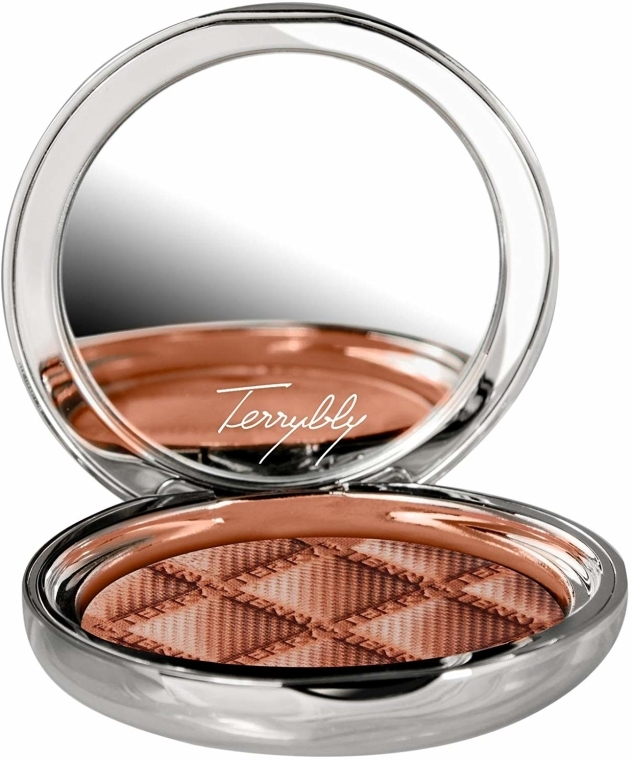 Kompaktpuder - By Terry Terrybly Densiliss Compact Pressed Powder — Bild N1