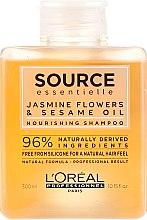 Düfte, Parfümerie und Kosmetik Nährendes Shampoo für trockenes Haar - L'Oreal Professionnel Source Essentielle Nourishing Shampoo