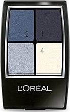 Düfte, Parfümerie und Kosmetik Lidschatten - L'oreal Paris Wear Infinite Studio Secrets Eyeshadow