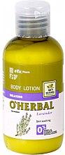 Düfte, Parfümerie und Kosmetik Entspannende Körperlotion mit Lavendelextrakt - O'Herbal Body Lotion