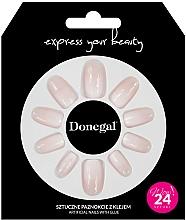 Düfte, Parfümerie und Kosmetik Set Künstliche Nägel mit Kleber 3058 - Donegal Express Your Beauty