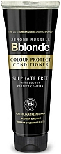 Düfte, Parfümerie und Kosmetik Schützender Conditioner für gefärbtes Haar - Jerome Russell Bblonde Colour Protect Conditioner