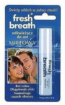 Erfrischendes Mundspray mit Minze - Fresh Breath — Bild N1