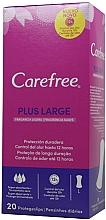 Düfte, Parfümerie und Kosmetik Slipeinlagen 20 St. - Carefree Plus Large